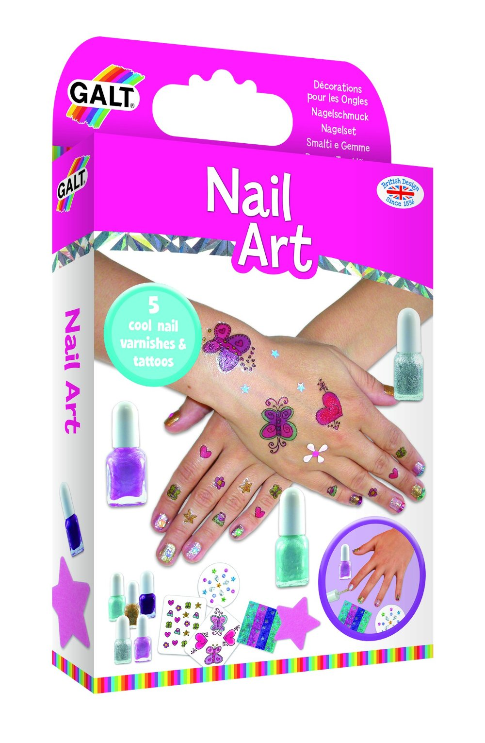 Nail Art - The Tiny Toy Store