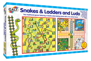 Snakes & Ladders and Ludo - The Tiny Toy Store