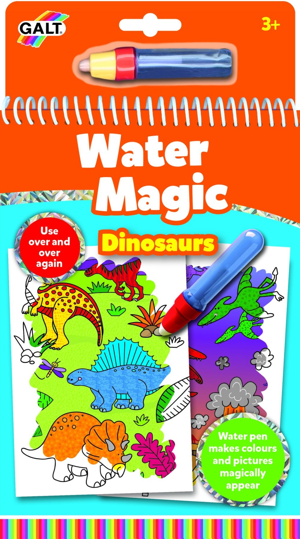 Water Magic - Dinosaur - The Tiny Toy Store
