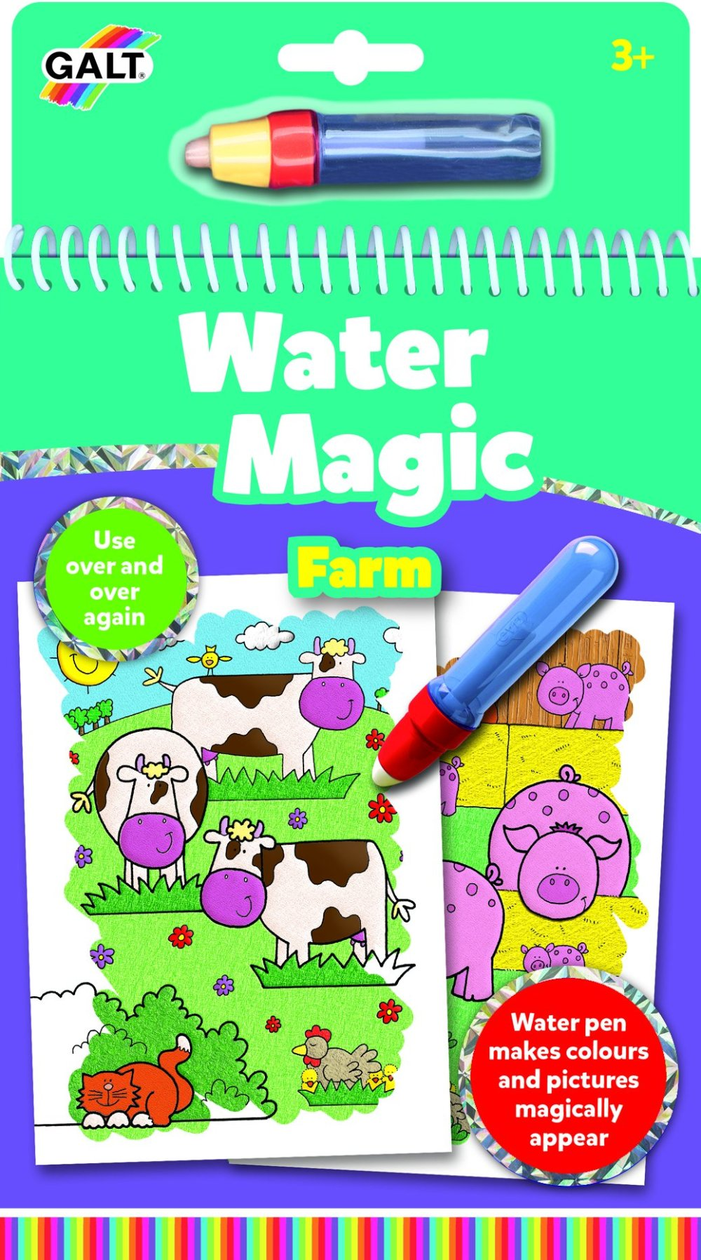 Water Magic - Farm - The Tiny Toy Store