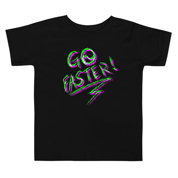 Go Faster Toddler Tee