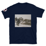 Vintage Snow Wheelie T-Shirt