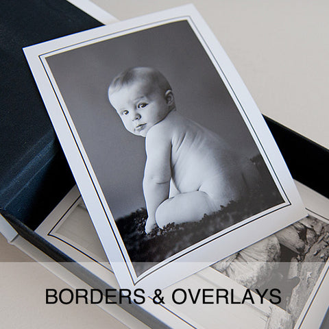 BORDERS & OVERLAYS