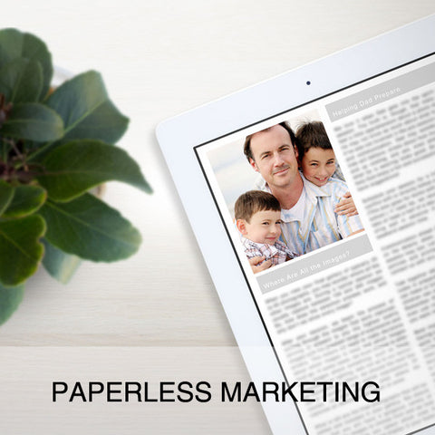 PAPERLESS MARKETING