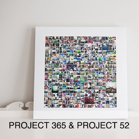 PROJECT 365 & PROJECT 52