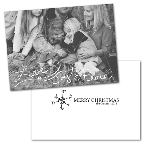 merry christmas photoshop template