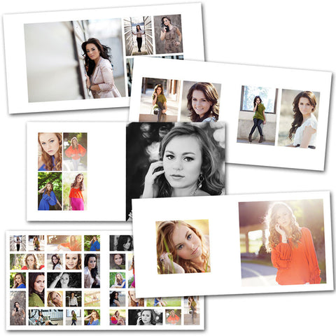 photography collage templates for album