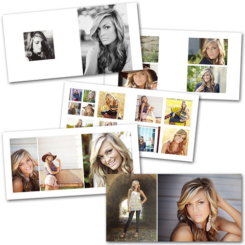 photography album templates