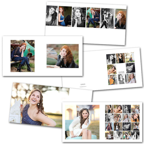 modern photo album design layouts