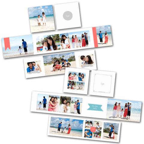 photoshop templates for mini album