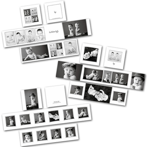 accordion mini book for photographers