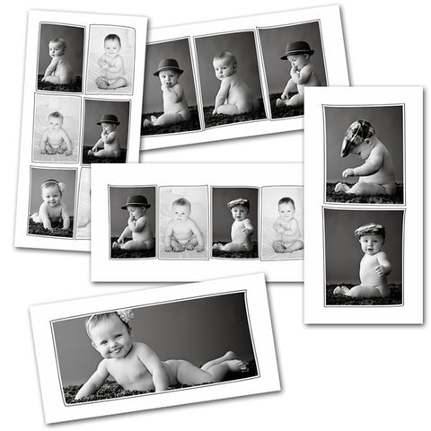 affordable infant storyboard designs