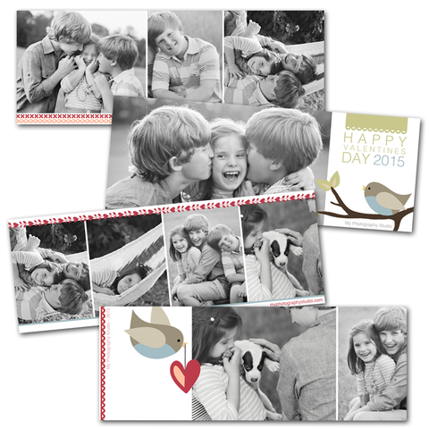 valentines photoshop templates for professional photographers
