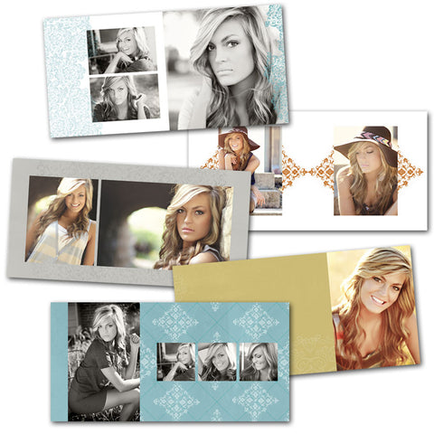 10x10 album templates and accordion book templates for ...