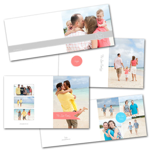 photo box design templates