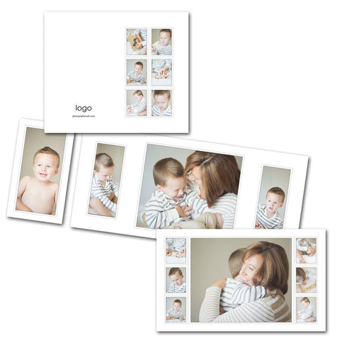 mini photo album templates
