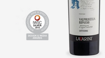 IWSC Wine Artwork & Bottle Design 2018 - Silver Awards