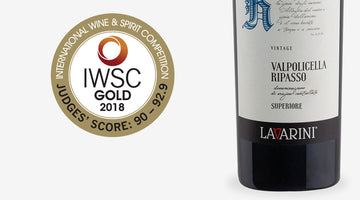 IWSC 2018 - Gold Awards