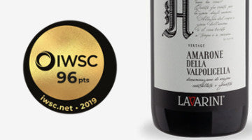 IWSC 2019 - Gold Medal 96 pts