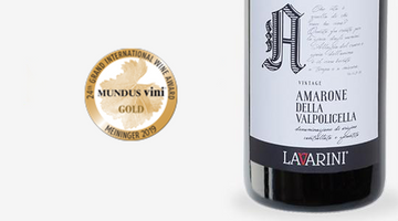 MUNDUS VINI - 24th Grand International Wine Award - Gold Medal