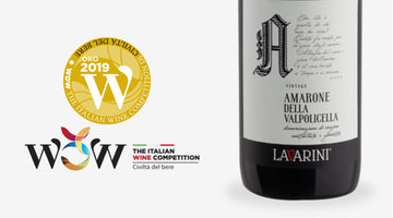 WOW The Italian Wine Competition 2019 - ORO