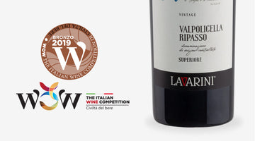 WOW The Italian Wine Competition 2019 - Bronze