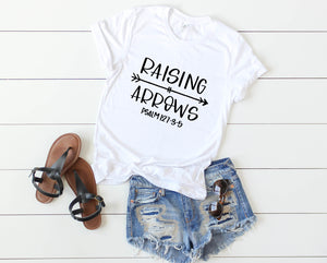 Raising Arrows Short-Sleeve Tee