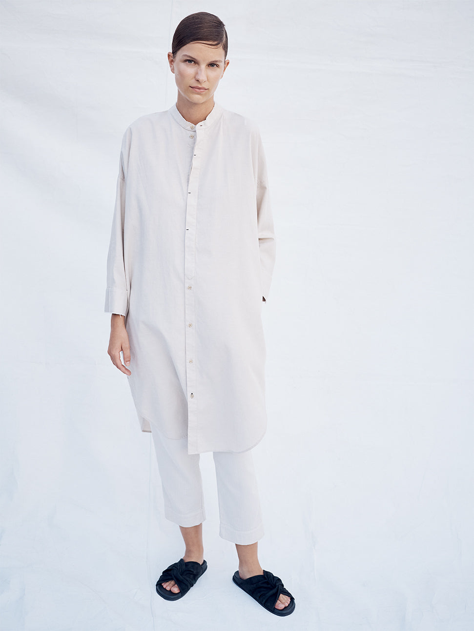 women resort 2018 linen look 9