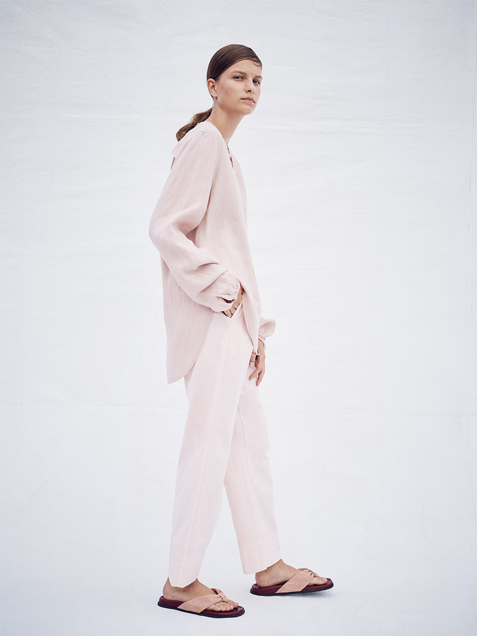 women resort 2018 linen look 3