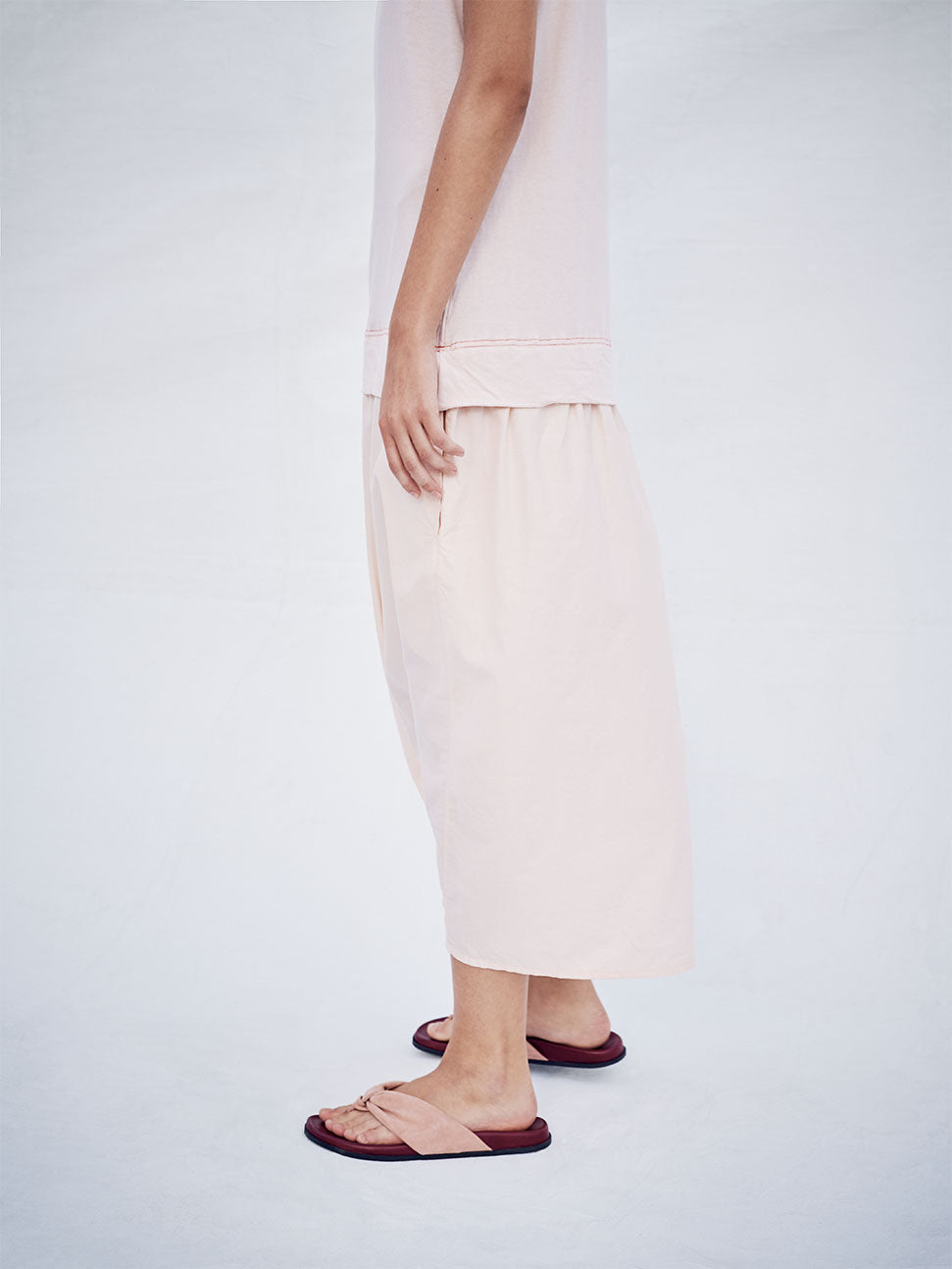 women resort 2018 linen look 1