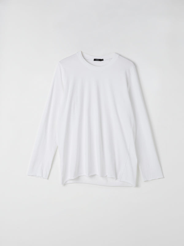 240 vintage neck long sleeve t.shirt