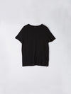 bassike classic vintage t.shirt in black