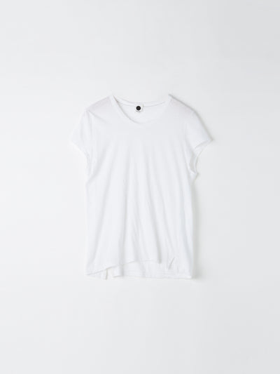 fitted cap sleeve t.shirt