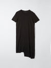 side split t.shirt dress