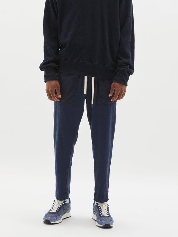 utility jersey pant