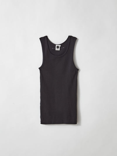 layering superfine rib tank