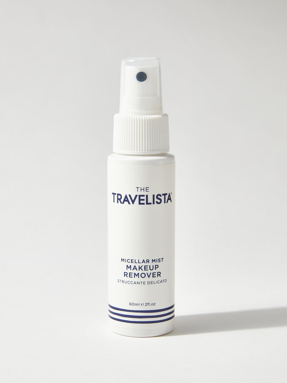 the travelista micellar mist makeup remover