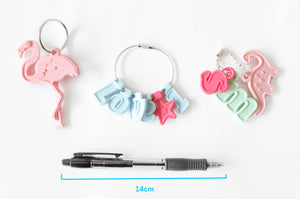 Mini Charms Personalizados