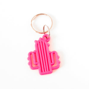 Big Neon Charms - Keychain