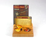 Limited Edition Hickory Token Tiles - 10 Pack