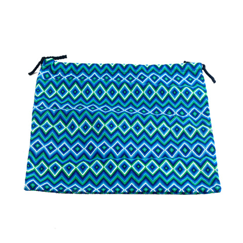 Blue Diamonds Bag