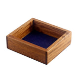 Sapele Mini Dice Tray