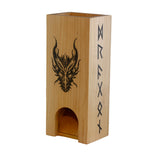 Maple Dice Tower Dragon and Runes