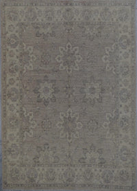 Pakistan Ziegler 6x6 Hand Knotted Wool