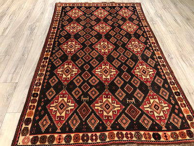 Old Persian Shiraz 5.2 x 8.4