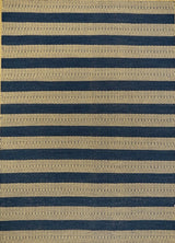 India Killim Hand Woven wool 8X10