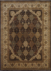 India Kerman Fine Hand Knotted Wool 8X10