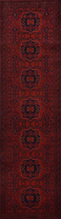 Afghanistan Kahlmohammadi Hand Knotted Wool 3X10