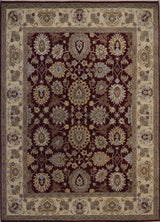 India Dimora Hand Knotted Wool 8X10