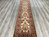 Pakistan Shirwan Kazak Hand Knotted Wool 3X10